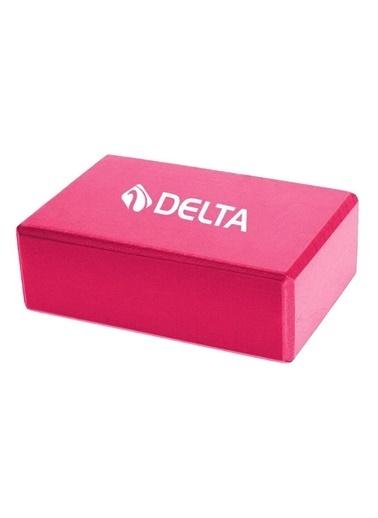 Delta Delta 7,5 Cmx 15 Cmx 23 Cm Fuşya Yoga Köpüğü Renkli
